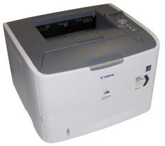 Crno-beli laserski štampač Canon LBP6650dn (remontovan)